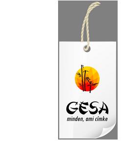 Gésa – Ruhacímke